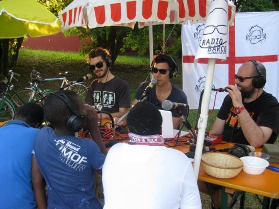 Radiobarco VS calipsoboys