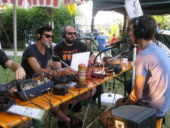 Radiobarco VS il jazz