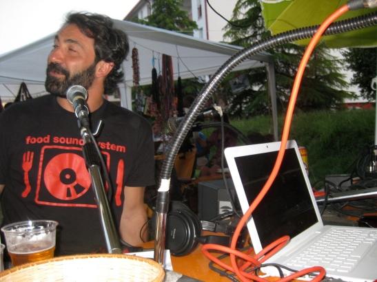 Don Pasta live @ Radiobarco